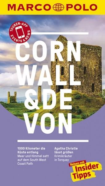 MP Reiseführer Cornwall&Devon