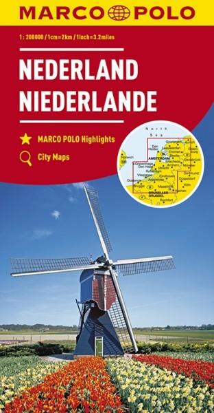 MP Karte Niederlande