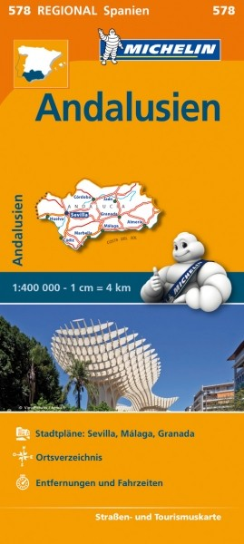 Michelin KR Andalusien
