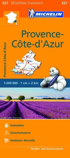 Michelin KR Provence Cote Azur