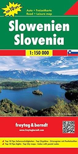 F&B Autokarte Slowenien