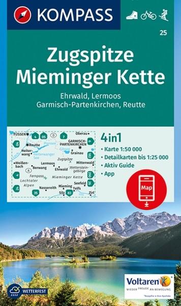 Kompass WK Zugspitze