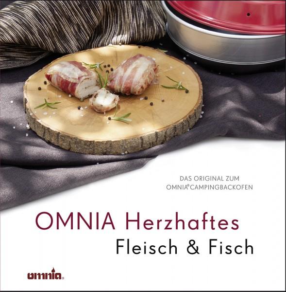 Omnia Kochbuch - Herzhaftes: Fleisch & Fisch