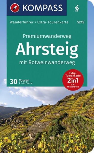 KOMPASS Wanderführer Premiumwanderweg Ahrsteig