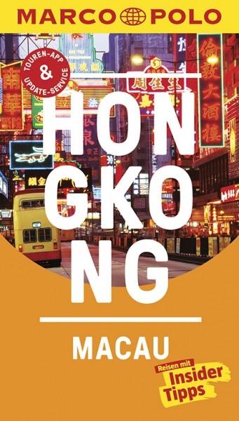 MP Reiseführer Hongkong/Macau