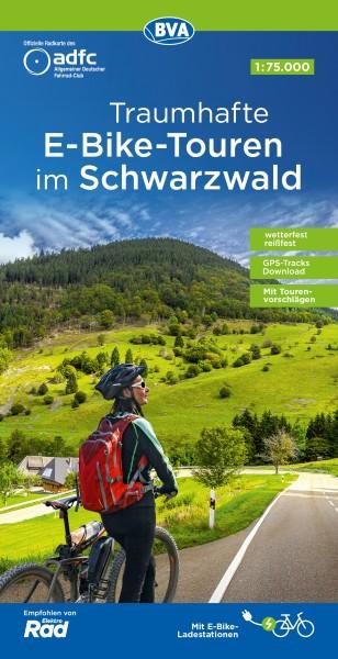 ADFC Traumhafte E-Bike-Touren Schwarzwald