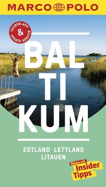 MP Reiseführer Baltikum