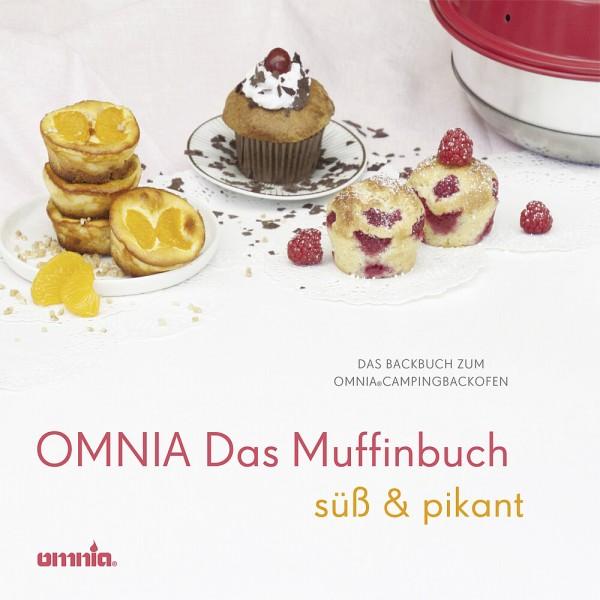 Omnia Backbuch - Das Muffinbuch süß & pikant