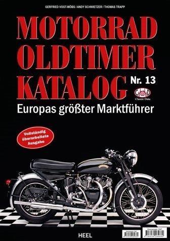 Motorrad Oldtimer Katalog 13