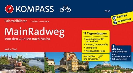 Kompass FF Mainradweg (6237)