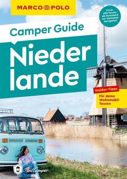 MARCO POLO Camper Guide Niederlande