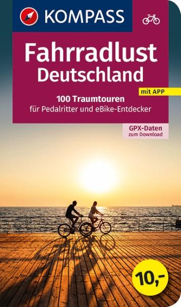 KOMPASS Fahrradlust Deutschland