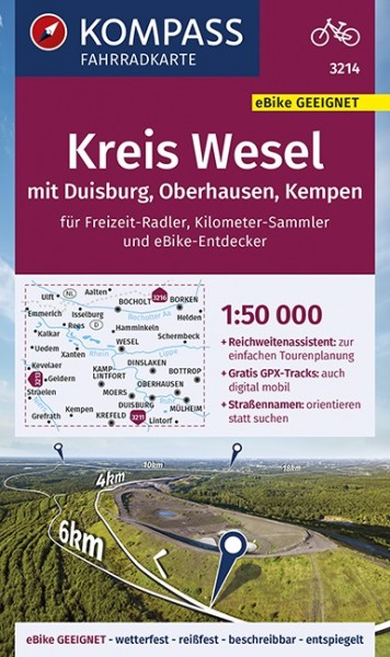 Kompass FK Wesel mit Duisburg