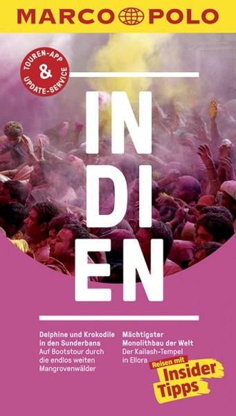 MP Reiseführer Indien
