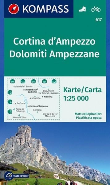 Kompass WK Cortina D Ampezzo