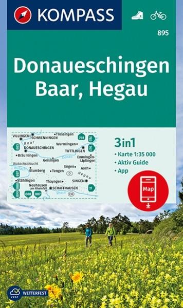 Kompass WK Donaueschingen/Baar