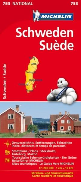 Michelin KN. Schweden