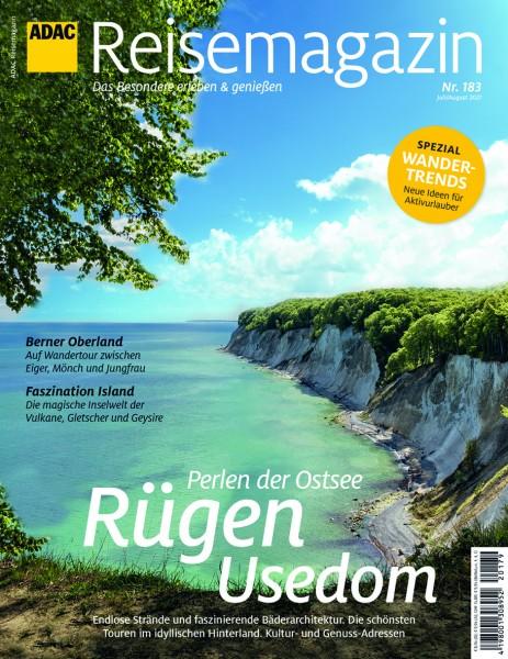 ADAC Reisemagazin Rügen + Usedom/Mecklenburg Vorp.