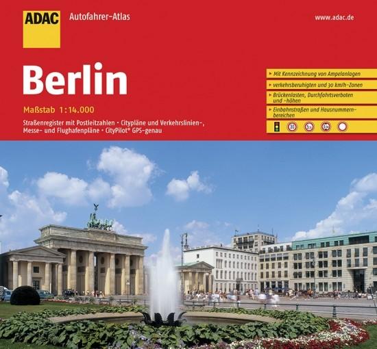 ADAC AutofahrerAtlas Berlin