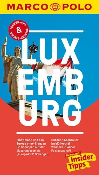 MP Reiseführer Luxemburg