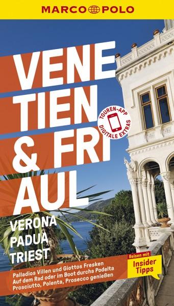MARCO POLO Reiseführer Venetien, Friaul, Verona
