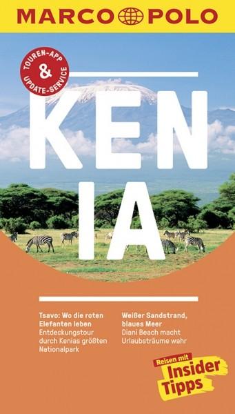MP Reiseführer Kenia