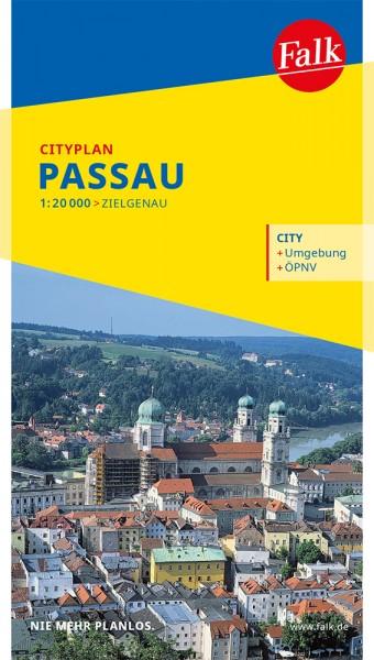 Falk Cityplan Passau