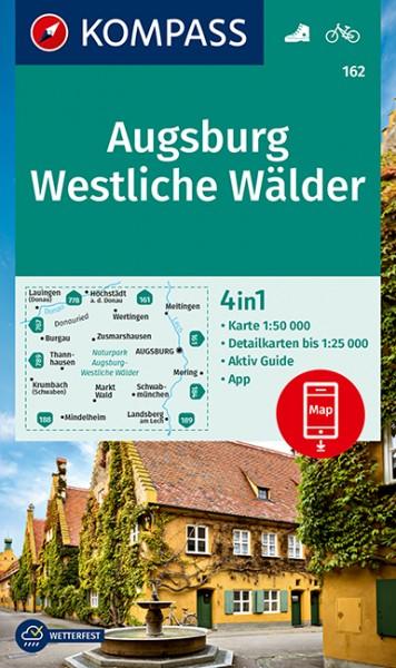 KOMPASS WK Augsburg, Westliche Wälder