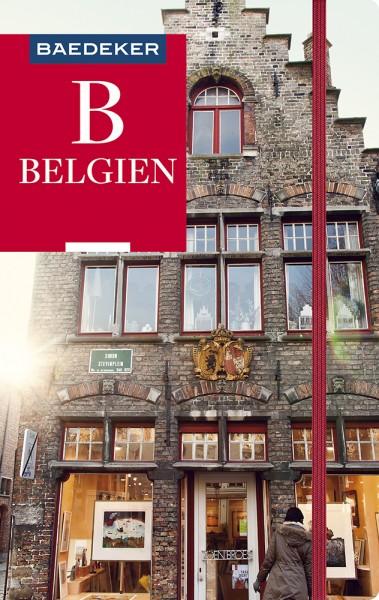 Baedeker Reiseführer Belgien
