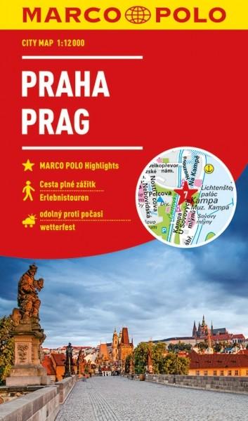 MP Cityplan Prag