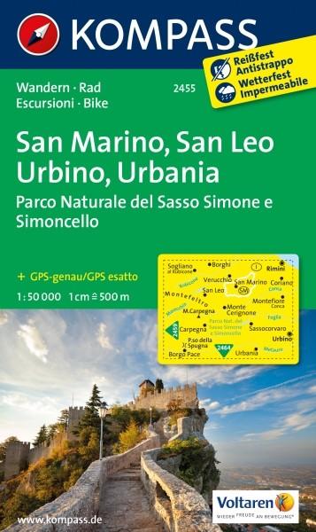 Kompass WK San Marino, San Leo