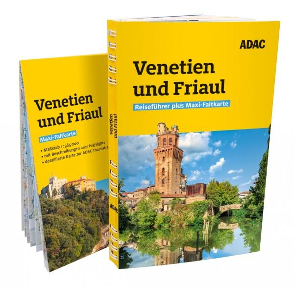 ADAC Reiseführer plus Venetien