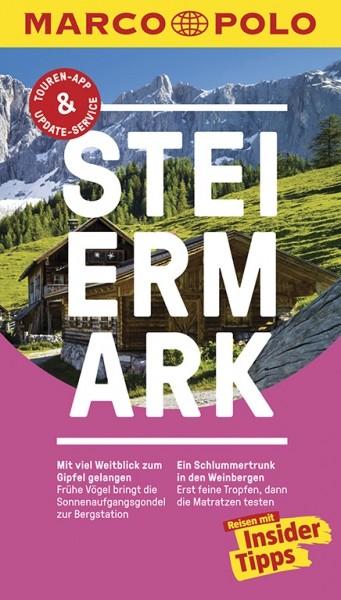 MP Reiseführer Steiermark