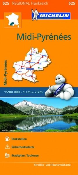 Michelin KR Midi-Pyrenees