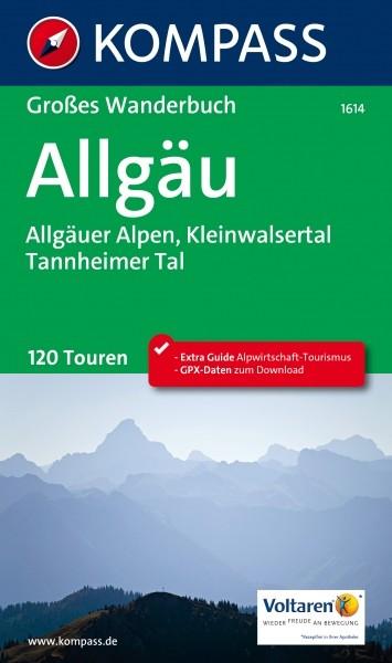 Großes Wanderbuch Allgäu
