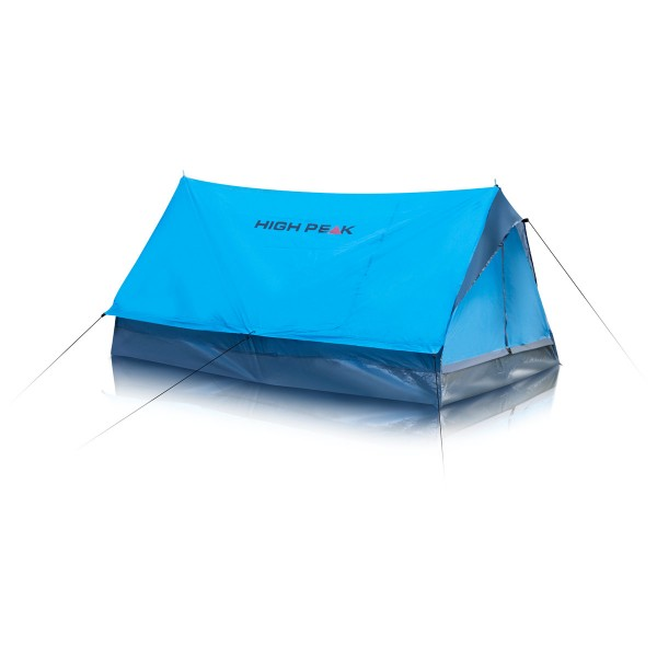 Minipack Zelt blau/dunkelgrau