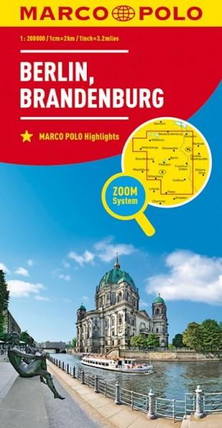 MP Karte Berlin/Brandenburg