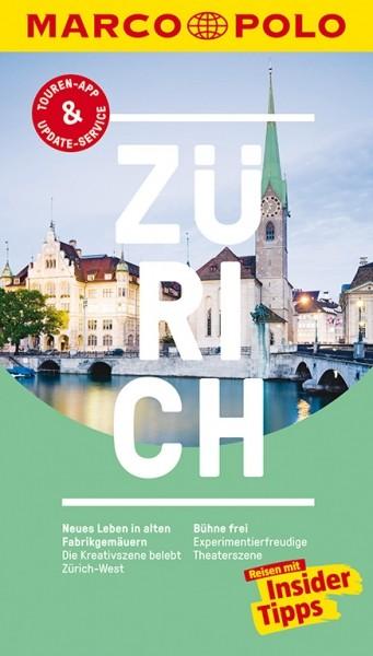 MP Reiseführer Zürich