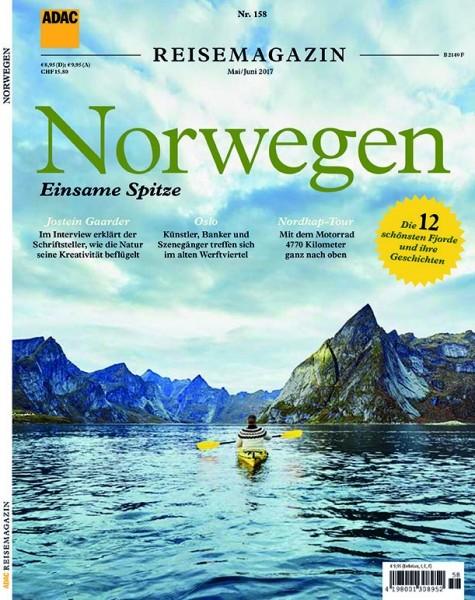ADAC Reisemagazin Norwegen
