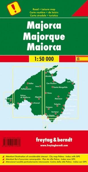 F&B Autokarte & FZK Mallorca
