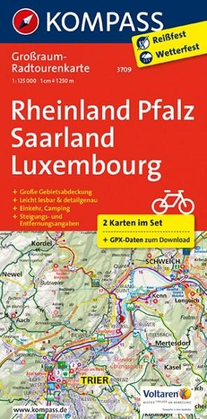 Kompass RTK RP, SL, Luxembourg