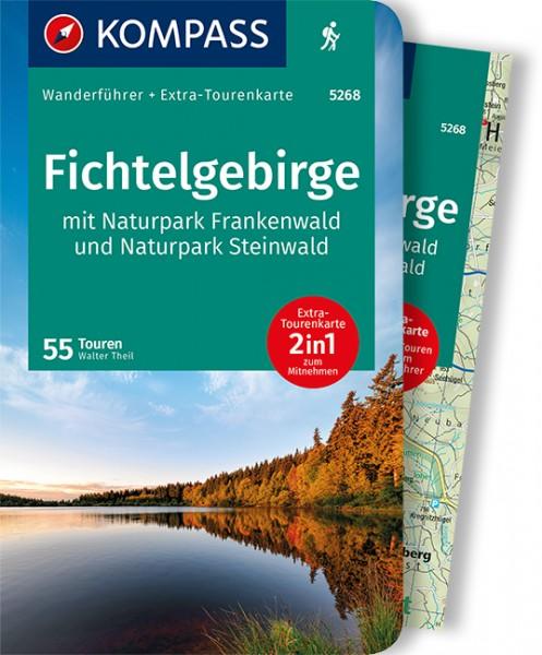KOMPASS Wanderführer Fichtelgebirge mit Naturpark