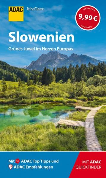 ADAC Reiseführer Slowenien