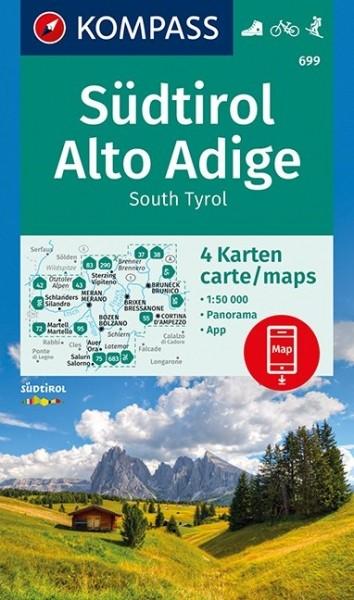 Kompass WK Südtirol