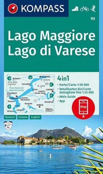 Kompass WK Lago Maggiore