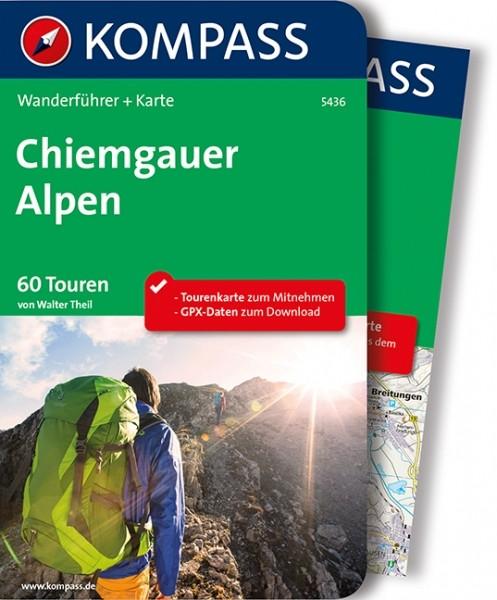 Kompass WF Chiemgauer Alpen