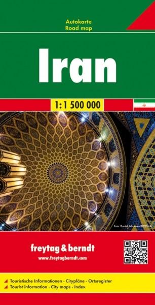 F&B AK Iran