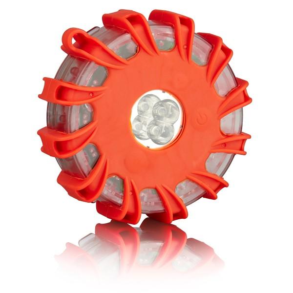 LED Warnblinklicht mit Magnet