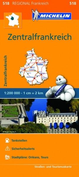 Michelin KR Zentralfrankreich