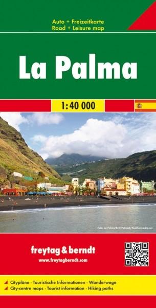 F&B Autokarte & FZK La Palma